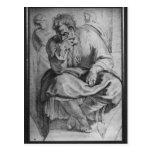 The Prophet Jeremiah Postcard