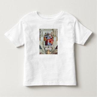 The prophet Joel by Michelangelo Unterberger Tee Shirt