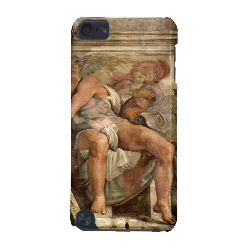 The prophet Jonas by Michelangelo Unterberger iPod Touch (5th Generation) Covers