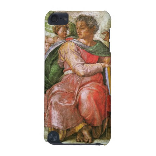 The prophet Josiah detail by Michelangelo iPod Touch 5G Case