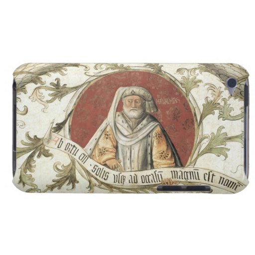 The Prophet Malachi, from the Loggia d'Annunciazio Barely There iPod Cover