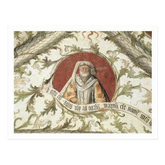The Prophet Malachi, from the Loggia d'Annunciazio Postcard