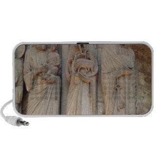 The Prophet Simeon, St. John the Baptist Notebook Speakers