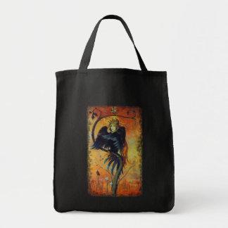 The Prophetic Bird Canvas Bags