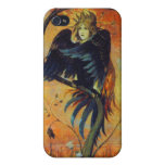 The Prophetic Bird Cover For iPhone 4
