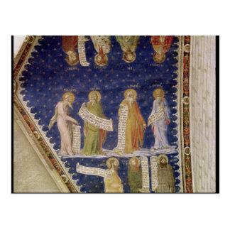 The Prophets Ezekiel, Jeremiah Postcard
