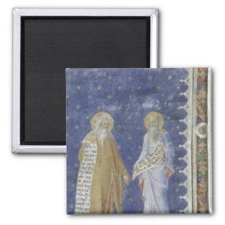 The Prophets fresco Salle de la Grande Audience Magnet