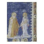 The Prophets fresco Salle de la Grande Audience Postcard