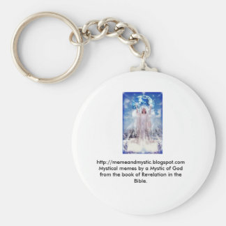 The Prophets Passkey Pendant Keychain