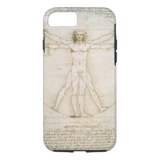 The Proportions of the human figure iPhone 8/7 Case