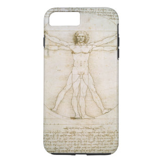 The Proportions of the human figure iPhone 8 Plus/7 Plus Case
