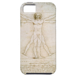 The Proportions of the human figure iPhone SE/5/5s Case