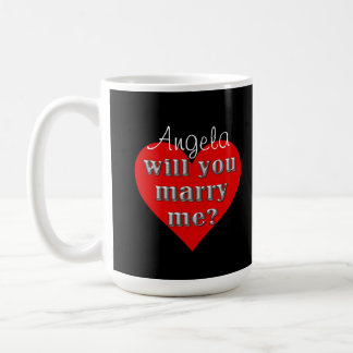 The Proposal Coffee Mugs