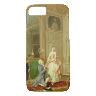 The Proposal (oil on panel) iPhone 7 Case