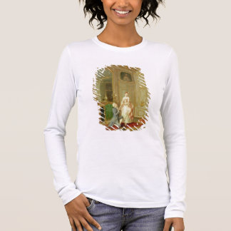 The Proposal (oil on panel) Long Sleeve T-Shirt