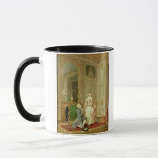The Proposal (oil on panel) Mug