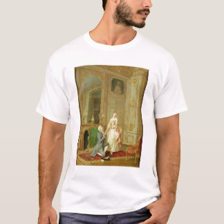 The Proposal (oil on panel) T-Shirt