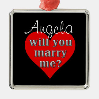 The Proposal Ornaments
