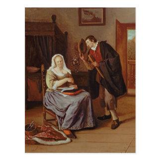 The Proposal Postcard