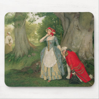 The Proposal (w/c on paper) Mouse Pad