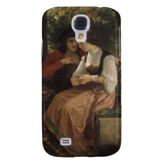 The Proposal - William Bouguereau Samsung Galaxy S4 Cover