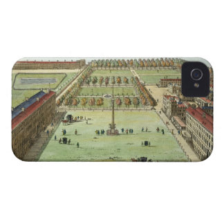 The Prospect of Lincoln's Inn, for 'Stow's Survey Case-Mate iPhone 4 Case