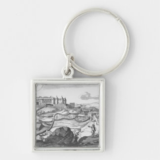 The Prospect of Sterling Castle Keychain