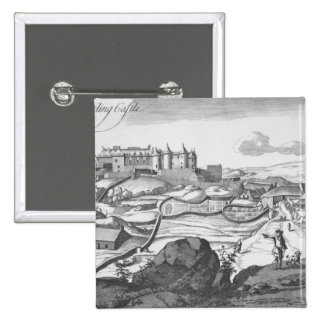 The Prospect of Sterling Castle Pinback Button