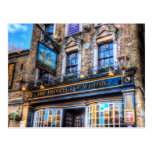 The Prospect Of Whitby Pub London Postcard