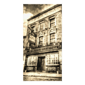 The Prospect Of Whitby Pub London Vintage Card