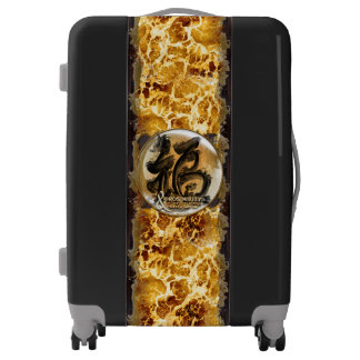 THE PROSPERITY CONNEXION : Art of Fengshui Luggage