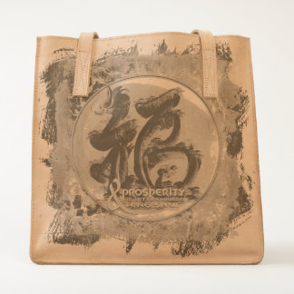 THE PROSPERITY CONNEXION : Art of Fengshui Tote