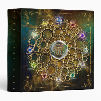 THE PROSPERITY CONNEXION : Gems of Fortune Binder