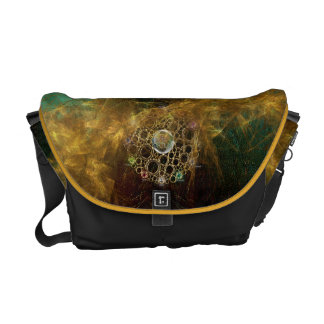 THE PROSPERITY CONNEXION : Gems of Fortune Courier Bag