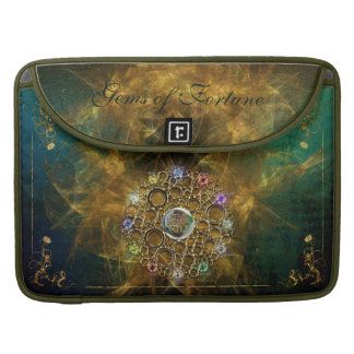 THE PROSPERITY CONNEXION : Gems of Fortune MacBook Pro Sleeve