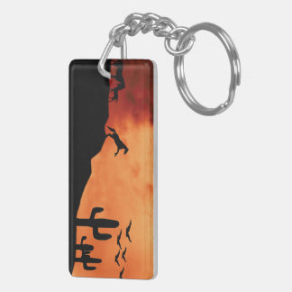 The Protector Keychain
