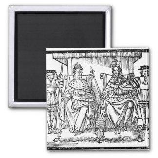 The Protestants' Joy, 18 April 1689 2 Inch Square Magnet