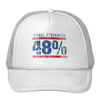 The proud 48 percent Faded.png Mesh Hat