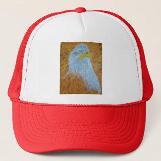 The Proud Eagle Trucker Hat