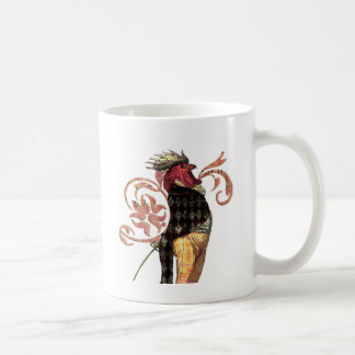 The Proud Rooster Coffee Mug