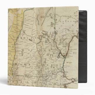 The Provinces of Massachusetts Bay Vinyl Binders