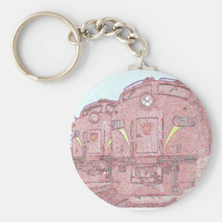 The PRR Lives on at Juniata Terminal Company Keychain