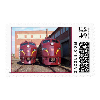 The PRR Lives on at Juniata Terminal Company Postage