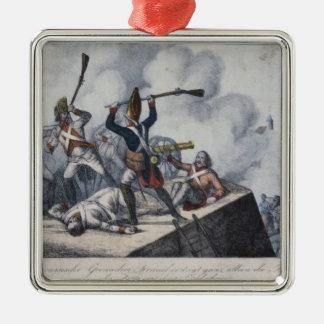 The Prussian Grenadier Metal Ornament