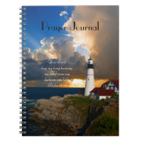 The Psalm 18:28 Lighthouse Prayer Journal