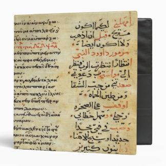 The Psalms of the Prophet David Binder