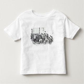 The Public Warming Room in Paris, 1840 Shirt