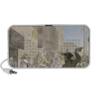 The Public Writer Portable Speaker