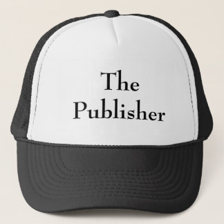 The Publisher Trucker Hat