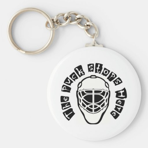 the puck key chains